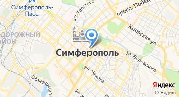 Крымская миссия нетрадиционной медицины на карте