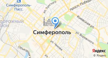 Свадебный салон Светлана на карте