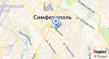 Общественная организация региональная Национально-культурная автономия крымских караимов Республики Крым на карте