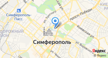 Медицинская фирма Аюрведа Крым на карте