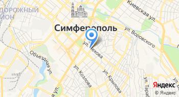 Акционерное общество Крымская биржа на карте