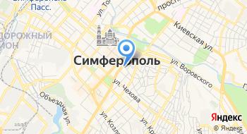 Крымская Компьютерная академия Шаг на карте