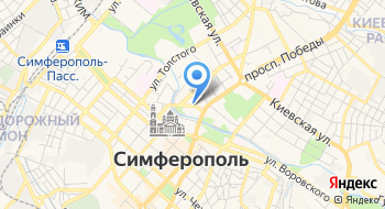 Группа компаний Гринвуд Крым на карте