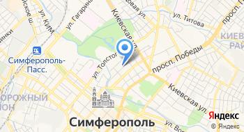 ГИН-Сервис Крым на карте
