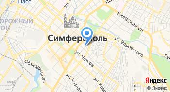 Крым-Евро-Стиль на карте