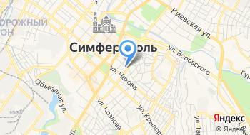 Новый Крым на карте