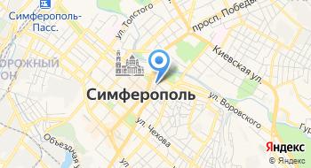 Городское учреждение судебной экспертизы на карте