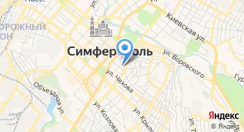 Эталон-Крым на карте