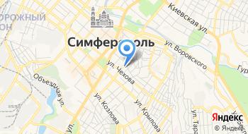 Религиозная община крымских караимов Чолпан на карте