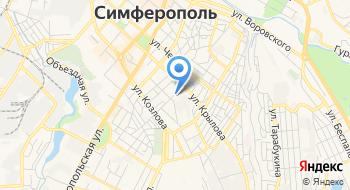 Отдел полиции № 3 Центральный УМВД России по г. Симферополю на карте