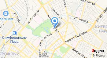 РК Крымтроллейбус ГУП на карте