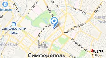 Компания Щит на карте