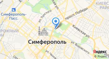 Государственное бюджетное учреждение Республики Крым Многофункциональный центр предоставления государственных и муниципальных услуг на карте