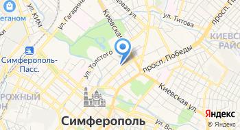 Фирма Оксамит на карте