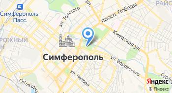 Крымпрофи на карте