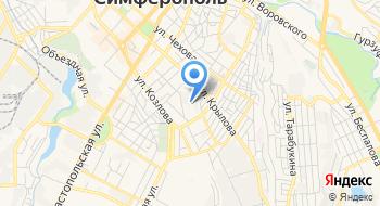 Государственное унитарное предприятие Республики Крым Крымгазсети на карте