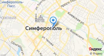 Петропавловский Кафедральный собор на карте