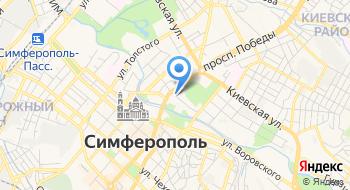 Медицинская клиника Ваш Доктор на карте