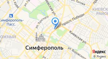 Финансовая компания Укрфининвест на карте