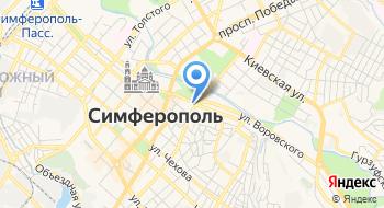 Крымский республиканский институт последипломного педагогического образования на карте