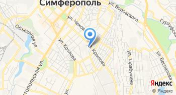 Детская турбаза центра детско-юношеского туризма и краеведения Крыма на карте
