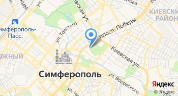 Танцевальный магазин Милонга на карте