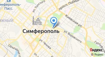 Крымский экспертный совет по оценке сейсмической опасности и прогнозам землетрясений на карте