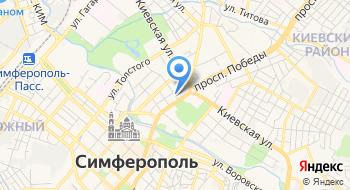 Стоматологическая клиника Студиодент на карте