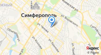 ЖЭУ №6 Киевского района на карте
