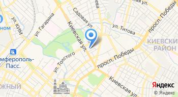 Психиатр-психотерапевт Ваховский А.В. на карте
