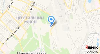 Симферопольская детская школа искусств на карте