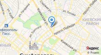 Здоровый Крым на карте