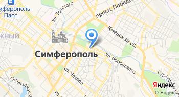 Охранное агентство Стандарт на карте