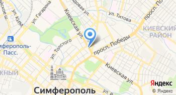 КрымБукет на карте