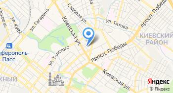 Крымский Научно-практический центр наркологии на карте
