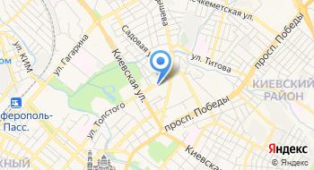 Международный психотерапевтический центр Дар на карте