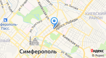 ОП Шарлин Косметикс на карте