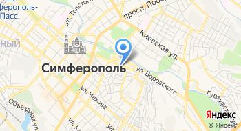 Крым Ирей на карте
