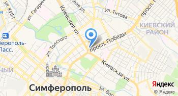 Институт Крымгипроводхоз на карте