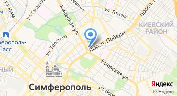 Республиканское предприятие Крымское курортно-туристическое агентство на карте