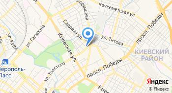 Крым Энергия Оптимум на карте