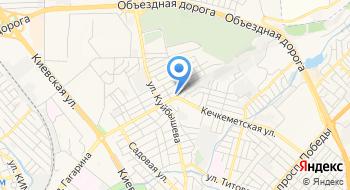 Микронаушники в Симферополе на карте