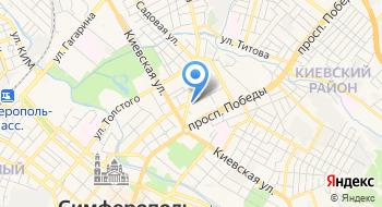 Отдельный батальон ДПС ГИБДД МВД по Республике Крым на карте