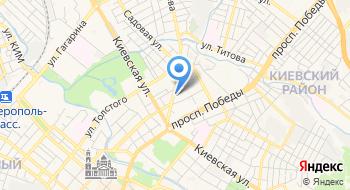 Сервисная служба Симферопольский Сантехник на карте