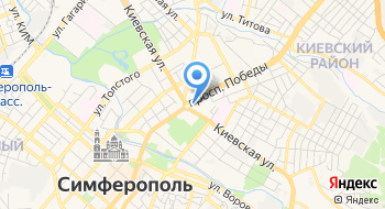 Веломагазин Велик на карте