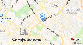 Студенческий театр 75/1 на карте