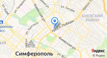 Konica Крым на карте