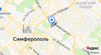 Охранные Cистемы Симферополь на карте
