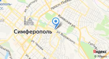 Суд Киевского района на карте