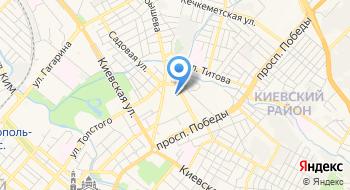 Магазин Дружба народов на карте